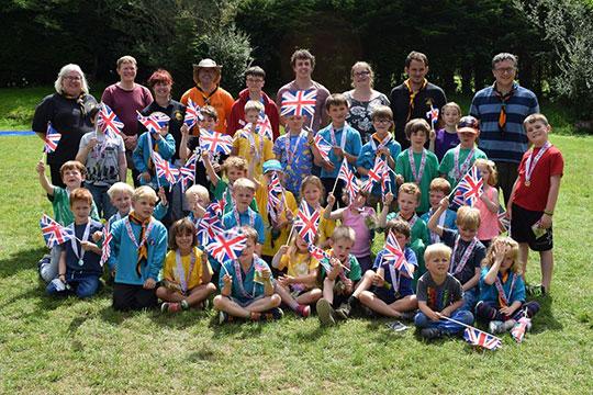 Montgomery Beavers Olympic Camp